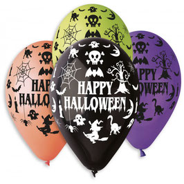 Palloncini lattice happy halloween