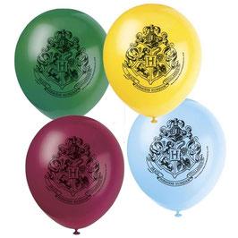 "Palloncino 12"" Lattice Harry Potter 8pz"