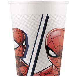 """Bicchiere Spiderman """"Super Hero Range"""""""