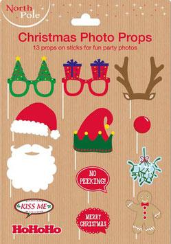 Photo props Natale