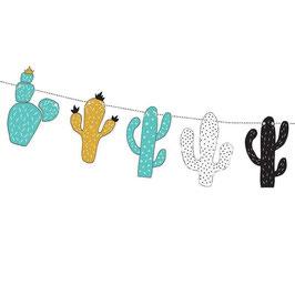 Ghirlanda Cactus sagomati 2Mt
