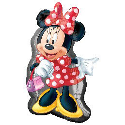 Palloncino Super Shape Minnie Full Body