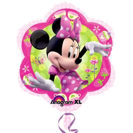 Palloncino Minnie fiore