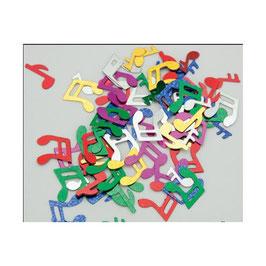 Confetti note musicali