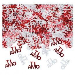 Confetti sagomati Ti Amo