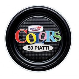 Piatti Piccoli Viola 50pz