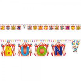 Festone Buon Compleanno Circo