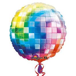 Palloncino sfera disco xl