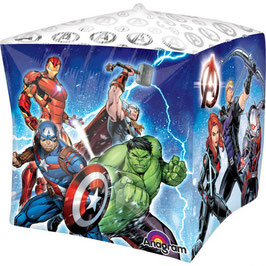 Palloncino Cube  Avengers
