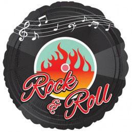 Palloncino vinile rock&roll