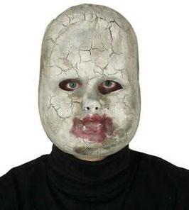 Maschera bambolotto mostruoso