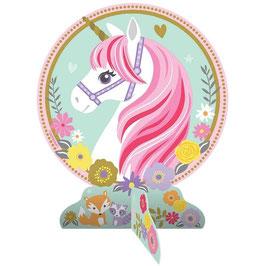 "Centrotavola ""Magical Unicorn"""