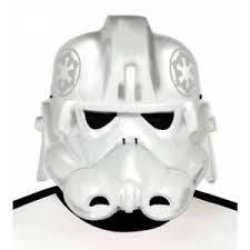 Maschera soldato dello spazio