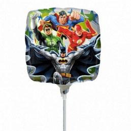 Mini shape Justice League