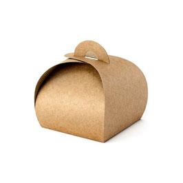 """Mini Boxes """"Elegant Gift Box"""" Natural 10pz"""