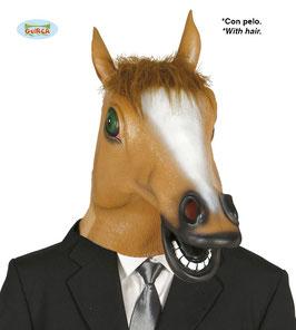 Maschera testa cavallo