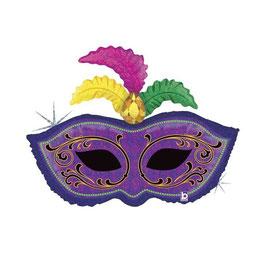 Palloncino maschera carnevale