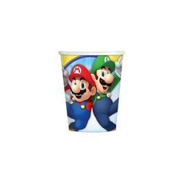 Bicchiere Super Mario Bros