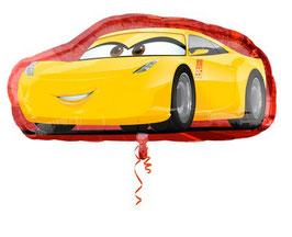 Palloncino Cruz Jackson Cars