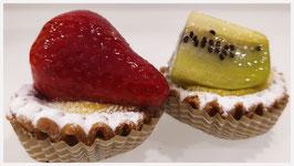 crostatina di frutta fresca