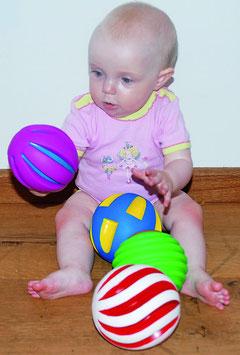 Baby-Ball, 4er Set