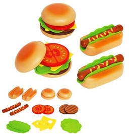 Hamburger & HotDogs