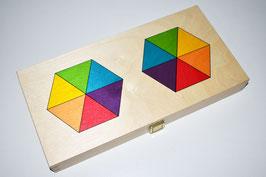 Das Farbenspiel