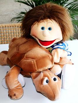 Handpuppe Sammy die Schildkröte