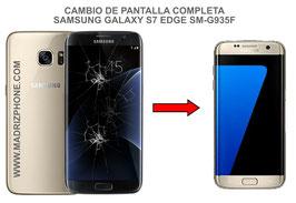 Cambiar / Reparar Pantalla Completa Samsung Galaxy S7 Edge SM-G935F