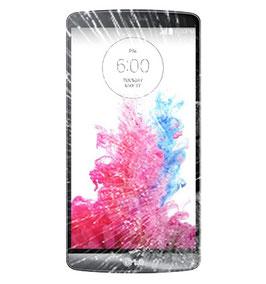 Cambio de  Pantalla Completa LG G3 D855 Calidad Original