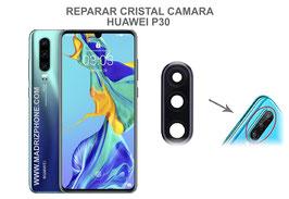 Cambiar / Reparar Cristal camara trasera HUAWEI P30 ( ELE-L09 ELE-L29 )