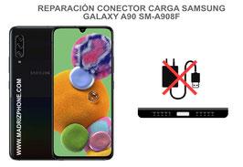 Cambiar / Reparar Conector de Carga Samsung Galaxy A90 5G SM-A908F