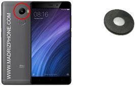 Cambiar Cristal camara trasera Xiaomi Redmi 4X