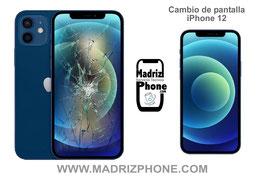 Cambiar / Reparar Pantalla Completa Apple iPHONE 12 CALIDAD PREMIUM