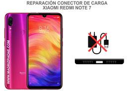 Cambiar / Reparar Conector de Carga Xiaomi Redmi Note 7  ( M1901F7G )