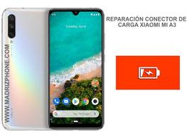 Cambiar / Reparar Conector de Carga Xiaomi Mi A3