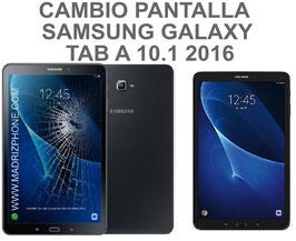 Cambiar / Reparar pantalla completa Samsung Galaxy TAB A 10.1 2016 SM-T580 , SM-T585 ( A6 )