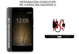 Cambiar / Reparar Conector de Carga BQ AQUARIS U
