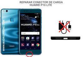 Cambiar / Reparar Conector de Carga HUAWEI P10 Lite ( WAS-LX1, WAS-LX2 , WAS-LX3 )