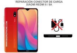 Cambiar / Reparar Conector de Carga Xiaomi Redmi 8 / 8A