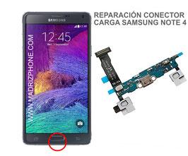 Cambiar / Reparar Puerto de Carga Samsung Galaxy NOTE 4 SM-N910F