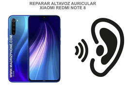 Cambiar / Reparar Altavoz Auricular Xiaomi Redmi Note 8 ( M1908C3JG )