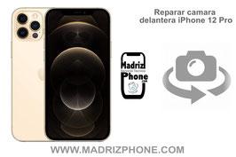 Cambiar / Reparar Cámara Delantera Selfie APPLE iPhone 12 Pro (ORIGINAL)
