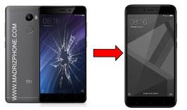 Cambiar / Reparar pantalla completa Xiaomi Redmi 4X