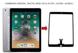Cambiar/Reparar Cristal Táctil Apple ipad Pro 10.5 ( A1701 , A1709 , A1852 )