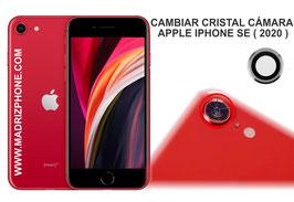 Cambiar / Reparar Cristal de la Cámara Trasera iPHONE SE 2020