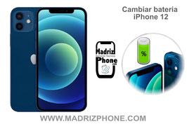 Cambiar / Sustituir Batería Apple  iPhone 12 Calidad Premium