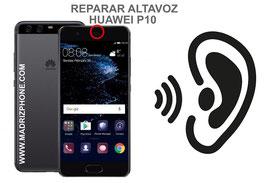 Cambiar / Reparar Altavoz Auricular HUAWEI P10 ( VTR-L10 , VTR-29 , VTR-L09 )