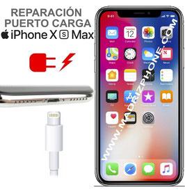 Cambiar / Reparar conector de carga APPLE  iPHONE Xs Max
