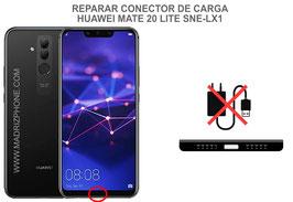 Cambiar / Reparar Conector de carga Huawei Mate 20 Lite SNE-LX1